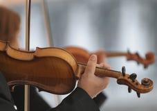 Melodie di legno Fotografie Stock