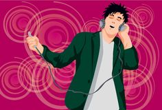 The Melody Royalty Free Stock Photos