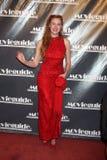 Melody Federer ankommer på den 19th årliga Movieguide utmärkelsestora festen Arkivbild