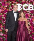 Melody Herzfeld Heroic Drama Teacher bij 2018 Tony Awards stock fotografie