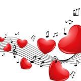 Melody of Love Stock Photos