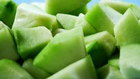 Meloen, koele smaak stock afbeeldingen