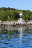 Meloey's Lighthouse Royalty Free Stock Photo