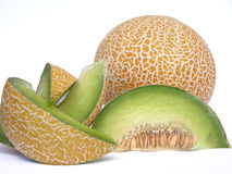 Melon Royalty Free Stock Photo