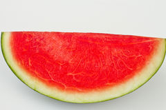 Melon. The Watermelon on white background royalty free stock photography