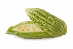 Melon amer (avec le chemin) Images stock