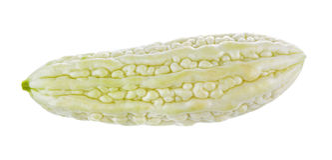 Melon amer blanc Image libre de droits