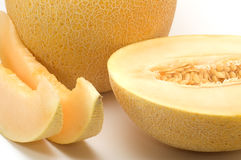 Melon background Stock Photography