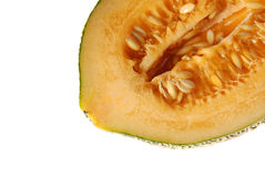 Melon cantaloupe Stock Images