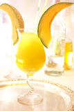 Melon cocktail Royalty Free Stock Photos
