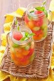 Melon cocktail Royalty Free Stock Photo
