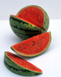 Melon d'eau. Images libres de droits