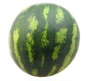 Melon d'eau sur le blanc Photo stock