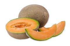 Melon de cantaloup Photos stock