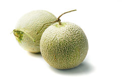 Melon de cantaloup Photo stock