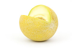 Melon de Galia Image stock
