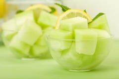 Melon de miellée Image libre de droits