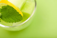 Melon de miellée Photo stock