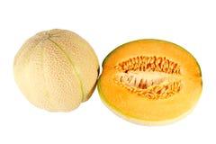 Melon doux de chéri Photographie stock libre de droits