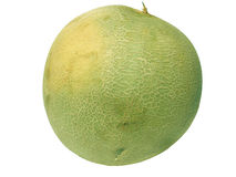 Melon - fruit Photo stock