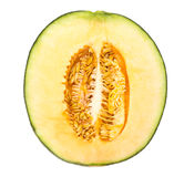 Melon fruit slice Stock Photography
