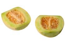 Melon Halves Stock Photos