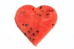 Melon Heart Stock Photos