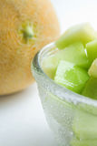 Melon honeydew Royalty Free Stock Image