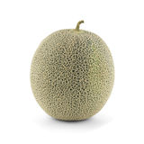 Melon. Isolated on white background stock photo