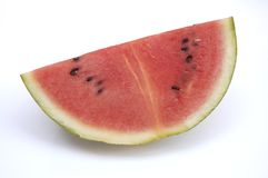 Melon IV. Slice of melon Stock Photography
