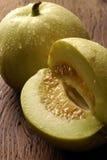 melon jabłkowego Zdjęcia Stock