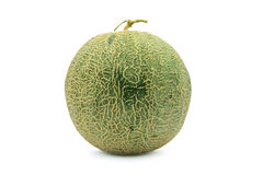 Melon from Japan isolated on white Stock Images