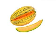 Melon jaune Photo libre de droits