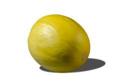 Melon jaune juteux délicieux Images stock