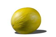 Melon jaune juteux délicieux Image stock