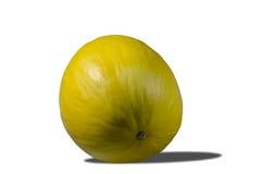 Melon jaune juteux délicieux Photographie stock