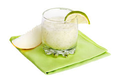 Melon and lime cocktail Stock Photo