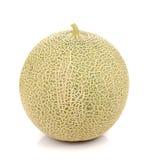 Melon, melonów plasterki na białym tle Fotografia Royalty Free
