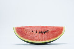 Melon na białym tle Zdjęcia Stock