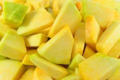 Melon pieces Royalty Free Stock Photo