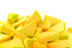 Melon pieces Royalty Free Stock Photo