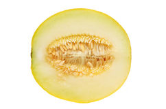 Melon section Stock Photography