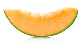 Melon slice Stock Photography