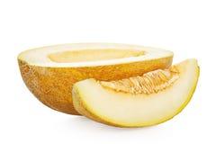 Melon slice Royalty Free Stock Photos