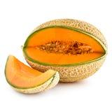 Melon slices Royalty Free Stock Photos