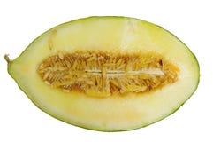 Melon smile Stock Photos
