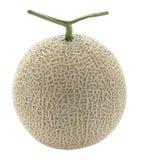 Melon snitt ut, utan skuggor Royaltyfria Foton
