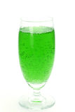 Melon soda Stock Images