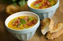 Melon Soup Stock Image