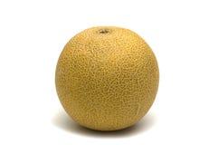 Melon sur le fond blanc Image libre de droits